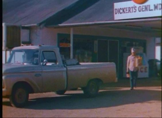 THE LEGEND OF BOGGY CREEK;1972