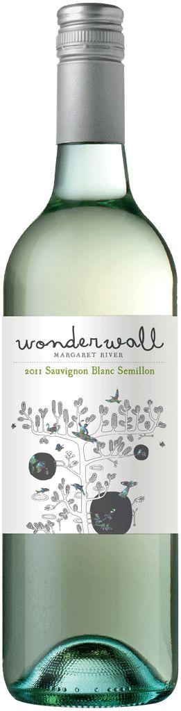 Wonderwall Sauvignon Blanc, Semillon - 13208 | Manitoba Liquor Mart