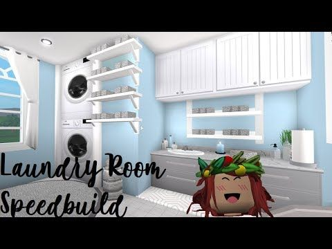 Image Result For Laundry Room Bloxburg Laundry Room Room