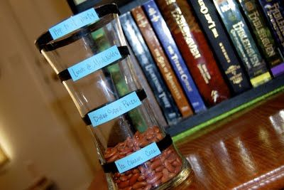 THAT'S SO CUEGLY...: Chore Chart Ideas! (and a bean jar)