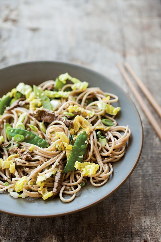 Recipe Roundup: Spring Stir-Fries