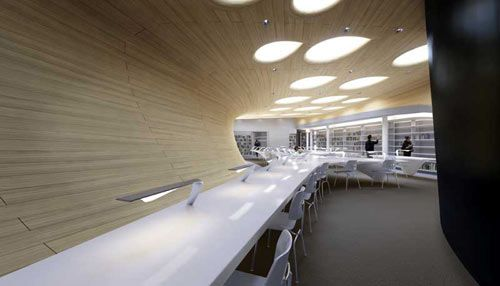 Zaha hadid interior offices pinterest interiors for Interior design zaha hadid