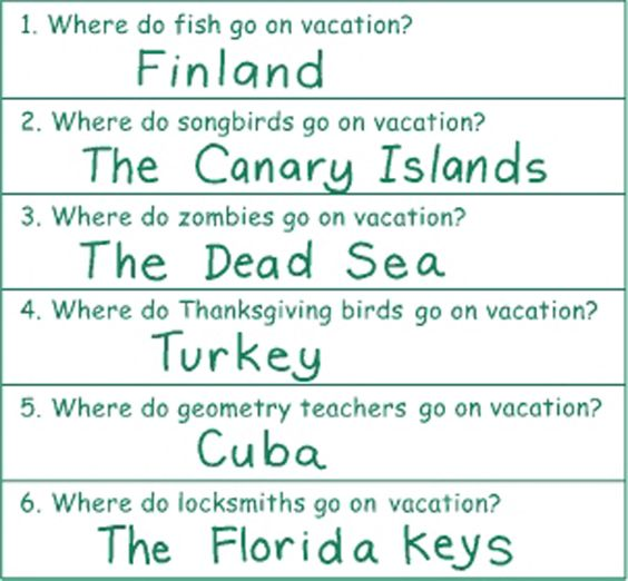 Funny Question And Answer Jokes: Riddles And Brain Teasers For Kids