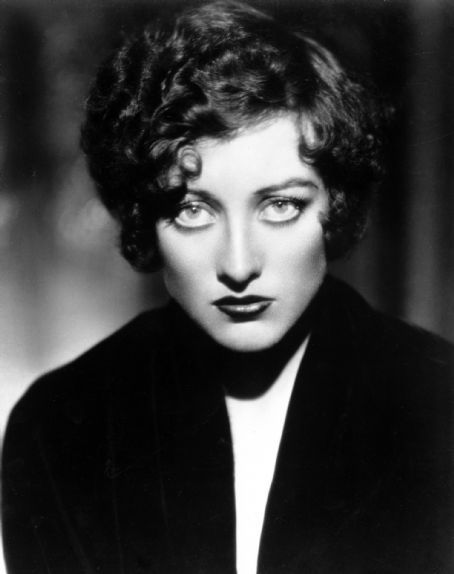 Joan Crawford - before she started looking scary.