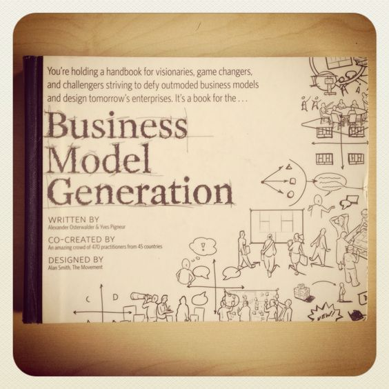 A good read for game changers. #BusinessModelGeneration #Osterwalder #Pigneur