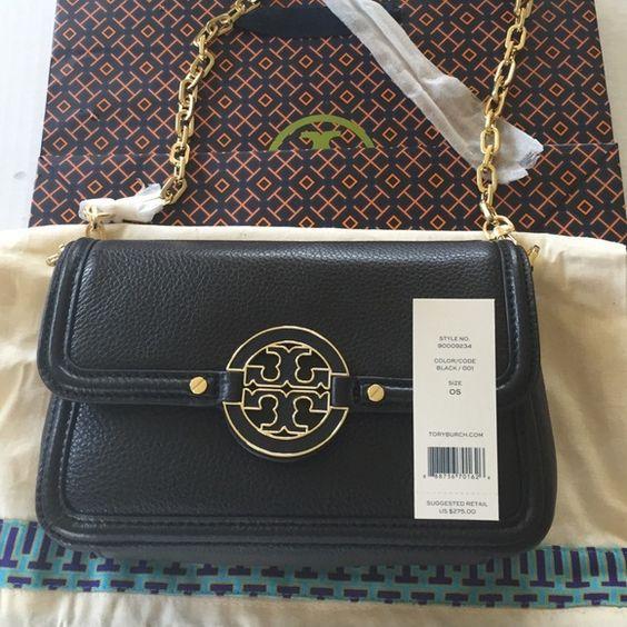 "Spotted while shopping on Poshmark: ""New Tory Burch Crossbody bag""! #poshmark #fashion #shopping #style #Tory Burch #Handbags"