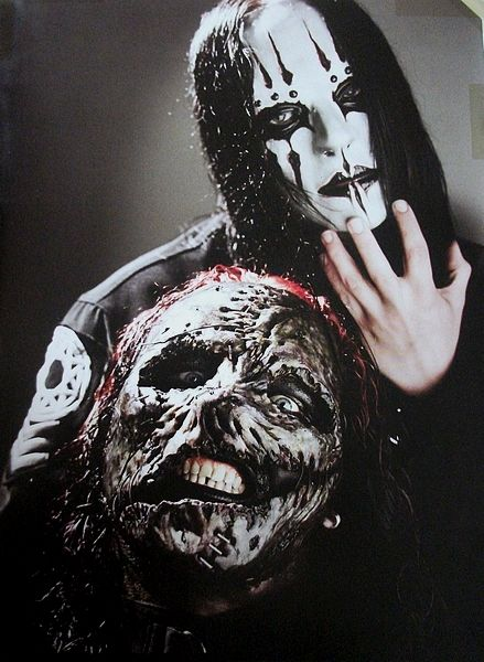 Slipknot - Corey and Joey