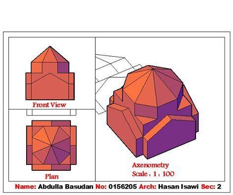 Abdulla Basudanالرسم والاظهار المعماري (Arch. Drawing & Representation: