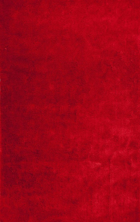 Andre Tomato Red Area Rug