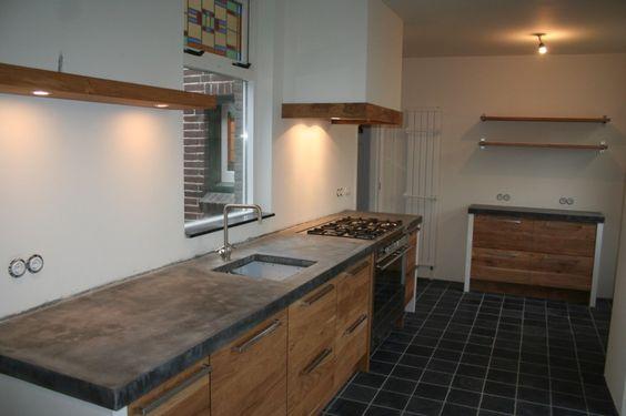 Design Krukje Badkamer : Houten Keukens van Koak Design Keuken ...