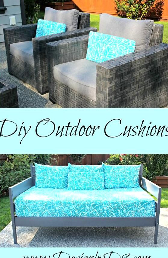 Épinglé Sur My Collections, How To Make Your Own Cushions For Outdoor Furniture