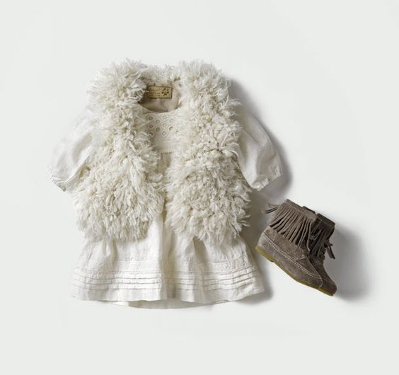 Boho chic baby - Loving this outfit from Zara, this would be so cute for LO