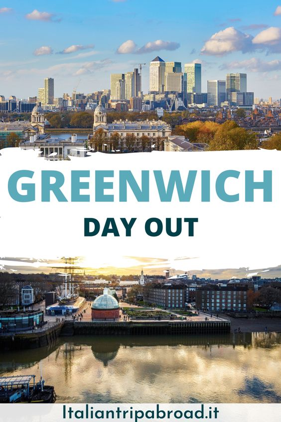 Greenwich Day Out - Top things to do in Greenwich London