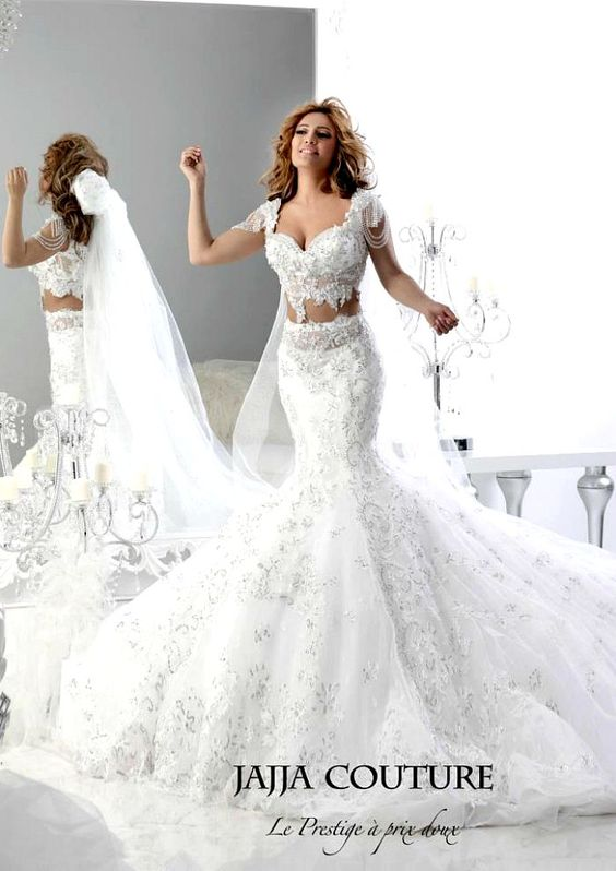robe de mariee haute couture tunisie