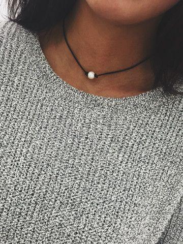 Pearl Chokers – Stargaze Jewelry