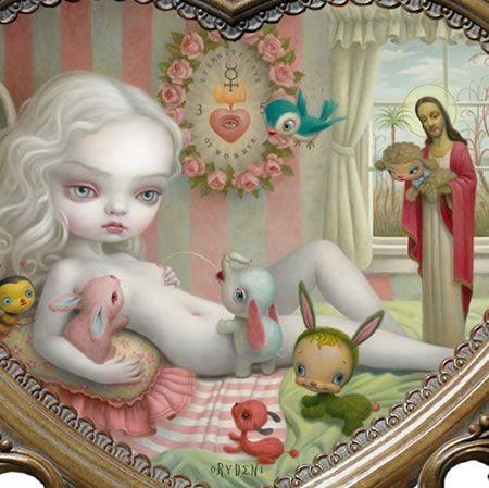 mark ryden | Mark Ryden parte dall'immaginario iconografico delle fiabe e ne ...: