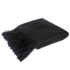 Signature Throw Black, $149.20, now featured on Fab.