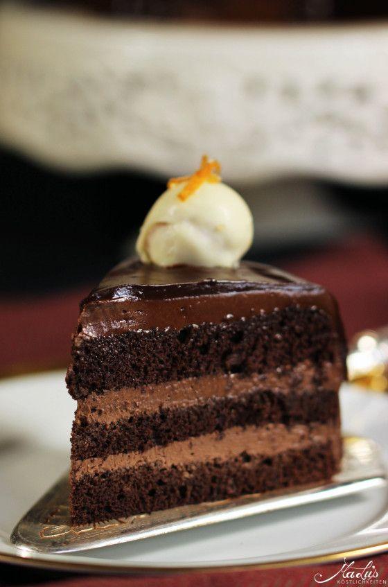 Wake-Up Mocca-Orangen Torte