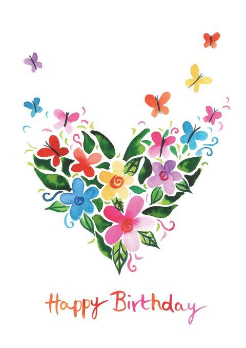 butterfly flowers 4m: