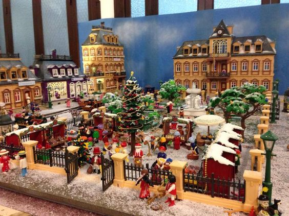 Exhibition A World Of Playmobil, Écija (Spain)