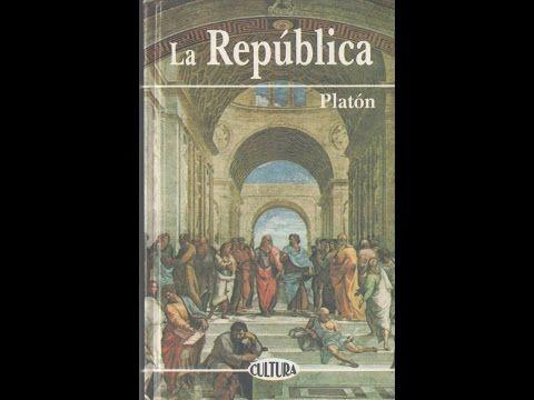 Super Resumen De La República De Platón Incluye Mito De La Caverna Youtube Mitos Platón Libros