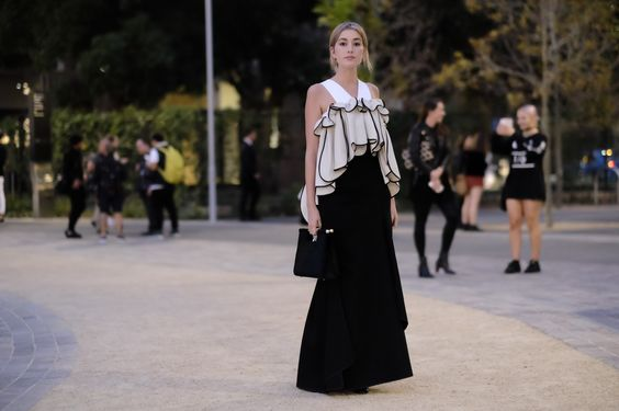See the Best Street Style from Fashion Week Australia 2016 | StyleCaster: