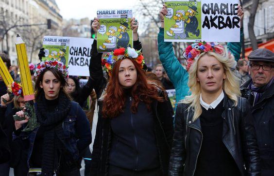 Via Laurent Brayard les #FEMEN elles frayaient avec le parti néonazi #Svoboda, elles sont Charlie !