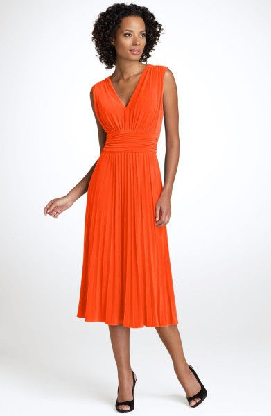 Love this: Ruched Jersey Dress @Lyst
