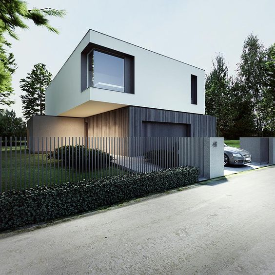 m-house by Tamizo architects group, Poland: