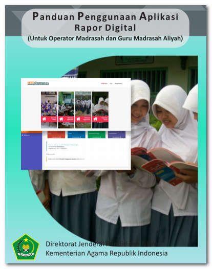 Panduan Aplikasi Raport Digital Ma Pdf Pendidikan Sekolah Guru