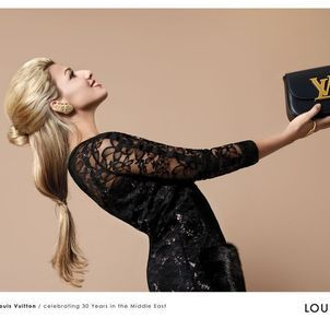 Louis Vuitton Celebrating 30 Years in the Middle East | SENATUS