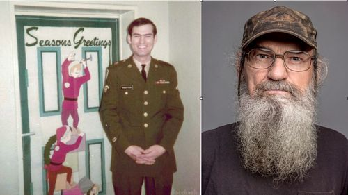 Si Robertson - Before and After the Beard