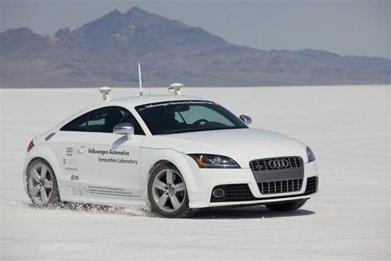 Audi TT Autonomous Car