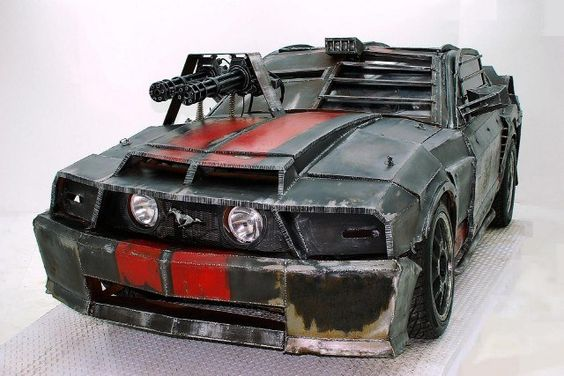 Death race, Mustangs and Death on Pinterest
