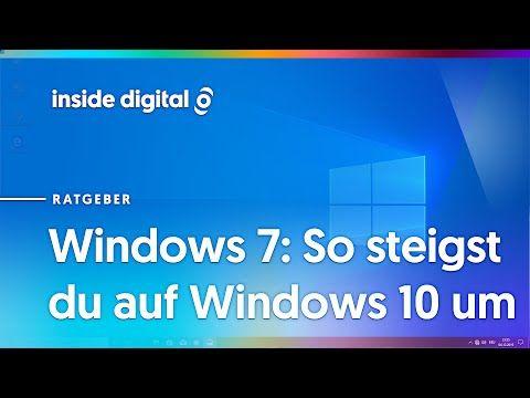 Am 14 Januar Endet Der Support Von Windows 7 Was Passiert Nach Diesem Datum Wir Zeigen Dir Wie Du Kostenlos Auf Windows 10 Upgraden Kannst Kostenlos