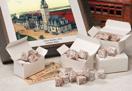 Bangor Taffy,,,,this is the best taffy !!!  Wish I could find the recipe !!
