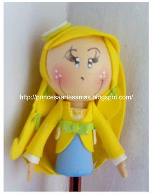 Princesa Artesanias: junio 2012