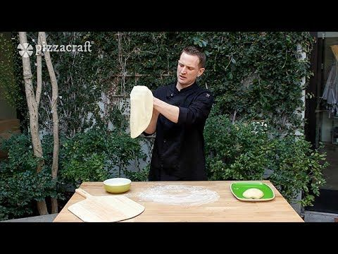 Making pizza at home is WAY more fun than ordering delivery. But working with pizza dough can be a little intimidating to newbies; that's why pizzacraft pizz...