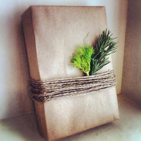 5 Upcycled Gift Wraps for Dad via craftingagreenworld.com
