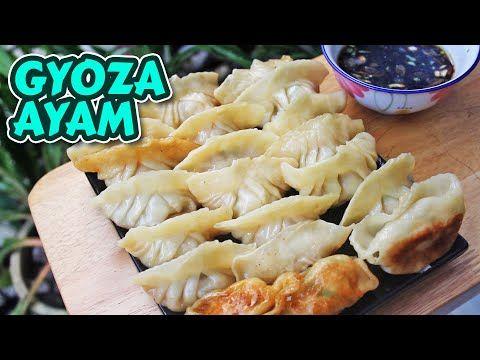 Resep Kulit Gyoza Kulit Pangsit Youtube Pangsit Resep Bawang