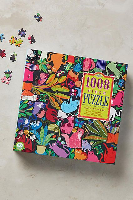 animal collage puzzle