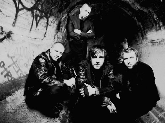 Three Days Grace | Adam Gontier, lead singer of Three Days Grace has quit the band!