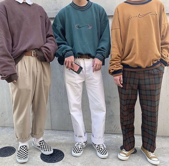 The Soft Boy Aesthetic Guide In 2020 Streetwear Men Outfits Retro Outfits Mens Fashion Streetwear