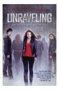 Unraveling, and the sequel Unbreakable, by E. Norris take Janelle out of high school and into the Interverse world.  Looking for answers to mysteries about herself and her (maybe) boyfriend, her best friends, her family keeps Janelle busy with all kinds of trouble. Even the FBI has to stand aside for the answers she must find.  Lots of action and no wimps!