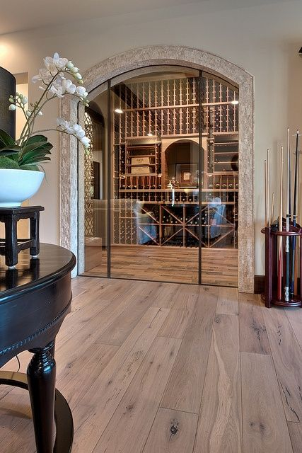 Pinterest the world s catalog of ideas for Wine cellar in floor