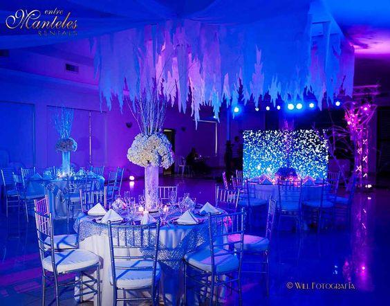 Imagenes de fiestas de 15 a os decoracion buscar con google fiestas ideas pinterest neon - Decoracion con fotos ...