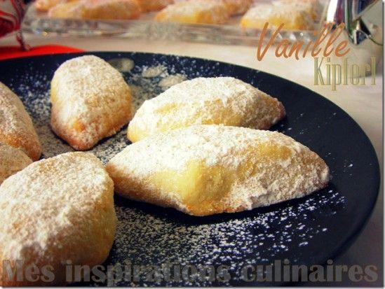 Sablés à la vanille & amandes extra fondants