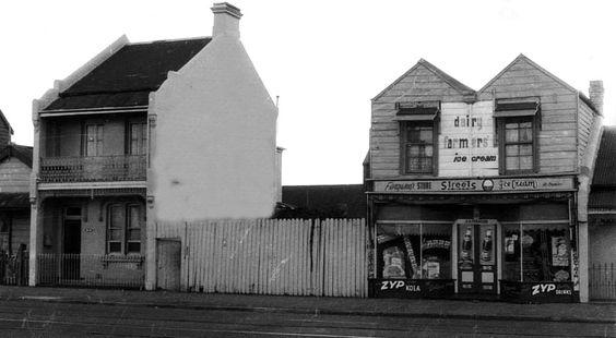 Shop is 69 Mitchell Road. Alexandria. 1963