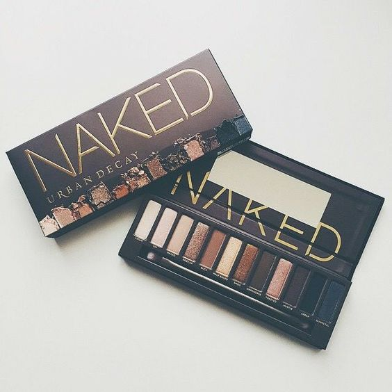 naked palette #urbandecay