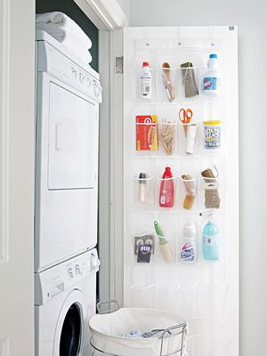 This would be perfect in the bathroom. I've seen this in craft rooms, which I don't like, but I LOVE the idea of using it in a Laundry or bathroom.